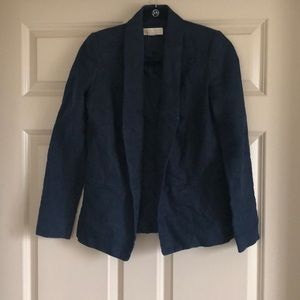 Michael Kors Size 2 Navy Blazer